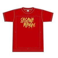 ロゴ半袖Tシャツ(RED)