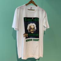 80s  アメリカ製 アインシュタイン Tシャツ!