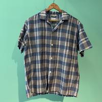 60s  Block's  オープンカラーシャツ!