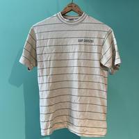 70s チャンピオン champion  all cotton ボーダー カレッジTシャツ!