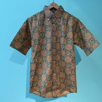 60s デッドストック BLOCK  ボタンダウンシャツ!