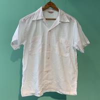50s  Kenberry   all cotton  オープンカラーシャツ!