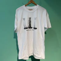 THREE CATS Tシャツ!