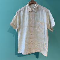 60s all cotton DONLIN ボックスシルエット シャツ!