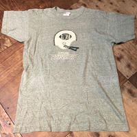 80s champion チャンピオン トリコタグ 88/12 グリーン杢 Tシャツ!