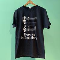 音符 Tシャツ!