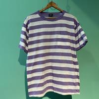 80s〜アメリカ製 BUCKINGHAM SPORTS ボーダーTシャツ!