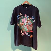 90s  アメリカ製 The Ren & STIMPY  Tシャツ!