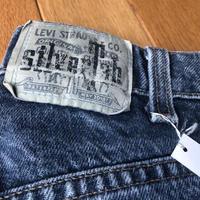 90s アメリカ製  Levi's silver tab シルバータブ ジーンズ