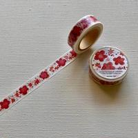 マスキングテープ/RED PASSION.