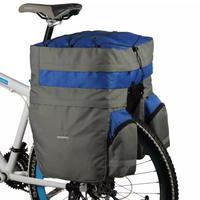 自転車バック 大容量 60L パニアバッグ サイクリング 旅バック サイドバッグ