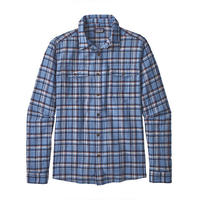 patagonia (パタゴニア)Men's Long-Sleeved Steersman Shirt(メンズ・ロングスリーブ・ステアーズマン・シャツ ) 53833
