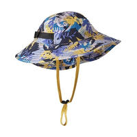 patagonia (パタゴニア) Kids' Trim Brim Hat (キッズ・トリム・ブリム・ハット)65932