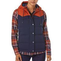 patagonia (パタゴニア)Women's Bivy Down Hooded Vest(ウィメンズ・ビビー・フーデッド・ベスト )27746
