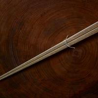 ごま竹の箸24cm Babaghuri