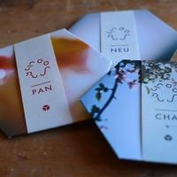 【クール代込】foo CHOCOLATERS NEU &PAN&CHA 3枚Set