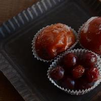 【マンダリン、イチゴが再入荷】フルッタ・カンディータ(フルーツの砂糖漬)3種類詰め合わせ  ピエトロ・ロマネンゴ