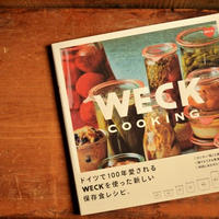 WECK WECK COOKING(書籍)