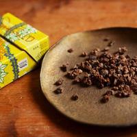 USHIO  CHOCOLATL カカオニブのお菓子