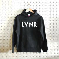 レバニラ(LVNR)パーカー:ブラック