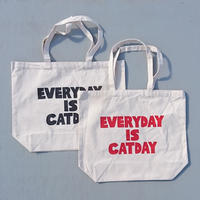 EVERYDAY IS CATDAY(トートバッグ)