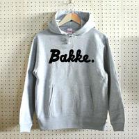 Bakke(ばっけ)プルオーバーパーカー