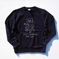SELF DEFENSE FOR CAT(トレーナー)