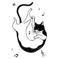 踊る猫指揮者