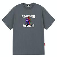 『TRIPSHION』  デリバリージーザス Tシャツ (Gray)