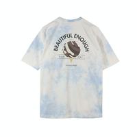 『Motivestreet』 サマーアイスクリームボーイ半袖Tシャツ (Blue)