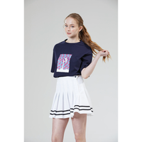 Motivestreet GROWUP MILK TEE (Navy)