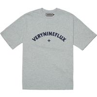 『Verynineflux』 サンセット Tシャツ Ver.2 (Gray)