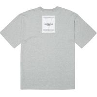 『Verynineflux』 ビハインド Tシャツ (Gray)