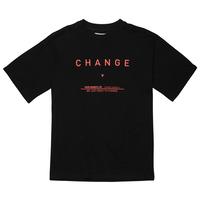 『Verynineflux』  フォース  Tシャツ (Black)