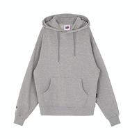 Motivestreet STRING POINT HOODIE (Gray)