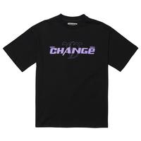 『Verynineflux』  ラキッシュ  Tシャツ (Black)