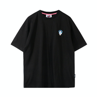 『Motivestreet』 アイススタンダード半袖Tシャツ (Black)