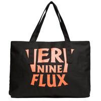 『Verynineflux』 マルチグレートバッグ (Black-Orange)