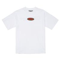 『Verynineflux』  キャロル  Tシャツ (White)