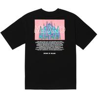 『Verynineflux』 ドゥオモアートワーク Tシャツ (Black)