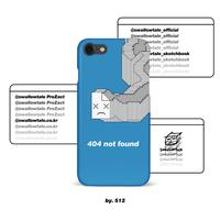 Swallowtale  iphone case 005