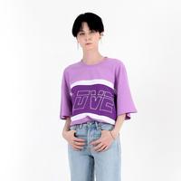 BY.L  LOVE LINE T (Purple)