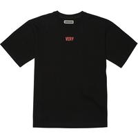 『Verynineflux』 ワールドワイド Tシャツ (Black)