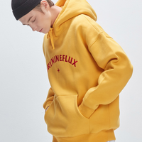 Verynineflux SUNSET HORIZON HOODIE (Yellow)