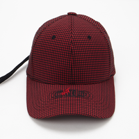 BY.L  NOT CHILD CHECK BALLCAP (Red)