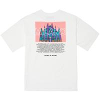 『Verynineflux』 ドゥオモアートワーク Tシャツ (White)
