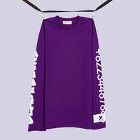 Blackblond BBD Graffiti Number Tee (Purple)