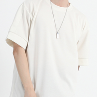 『 BY.L 』  ブロックベンツ T (White)