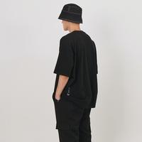 『 BY:L 』    ボックスオーバーTシャツ (Black)