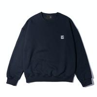 『 BY:L 』    ロゴスウェットシャツ (Navy)
